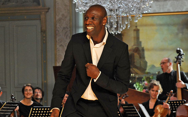 Omar Sy Intouchables