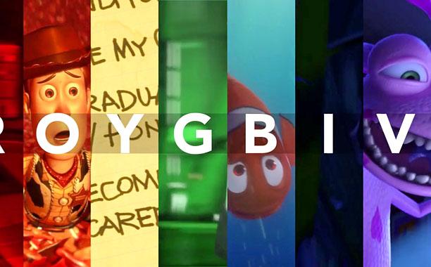 Pixar Rainbow