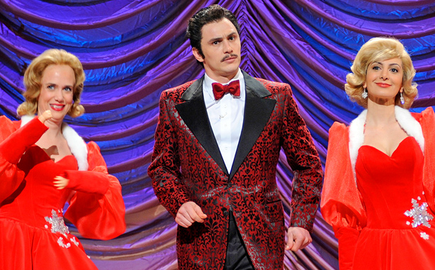 Saturday Night Live James Franco