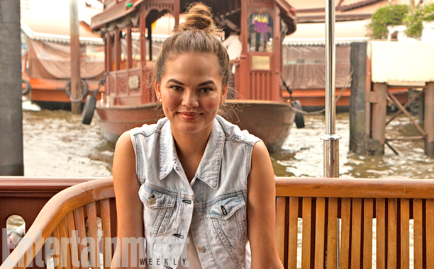 The Getaway Chrissy Teigen