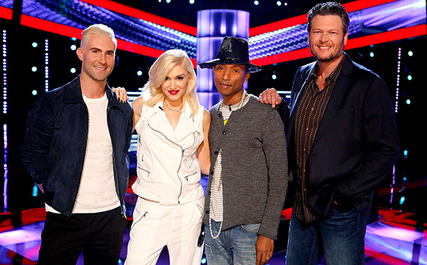 Premieres: Monday, Sept. 22, at 8 p.m. on NBC Stars: Adam Levine, Gwen Stefani, Pharrell Williams, Blake Shelton What to expect: Stefani and Williams join…