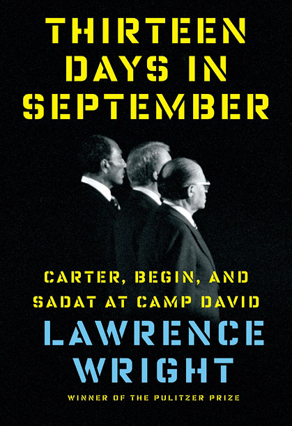 THIRTEEN DAYS IN SEPTEMBER Lawrence Wright