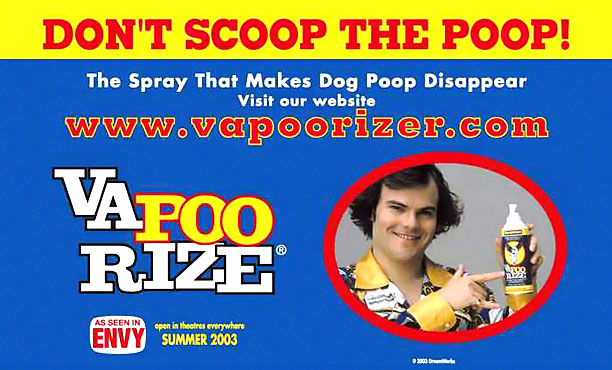 Big idea: VaPOOrize Off-putting name (and scientific impossibility) aside, a spray that could make pet droppings vanish would be very useful. That is, if it…