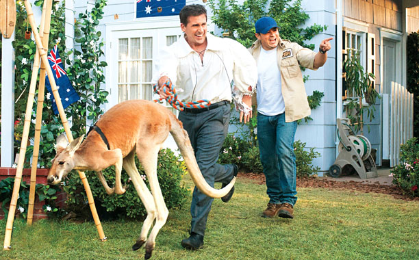 ALEXANDER AND THE TERRIBLE, HORRIBLE, NO GOOD, VERY BAD DAY Steve Carell