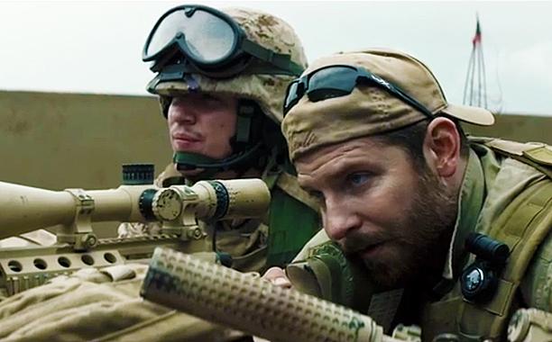 'American Sniper' (2014)