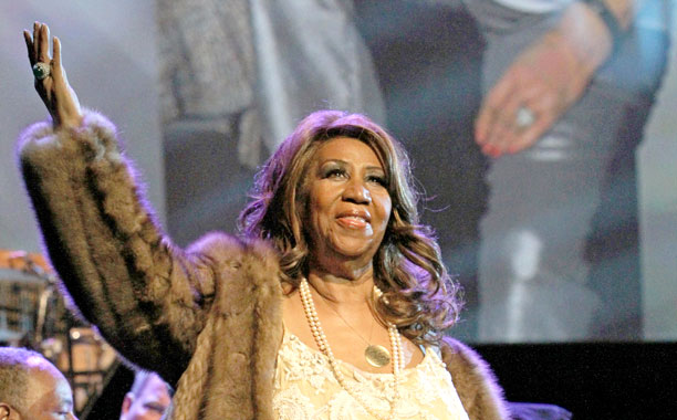 ARETHA FRANKLIN SINGS THE GREAT DIVA CLASSICS Aretha Franklin