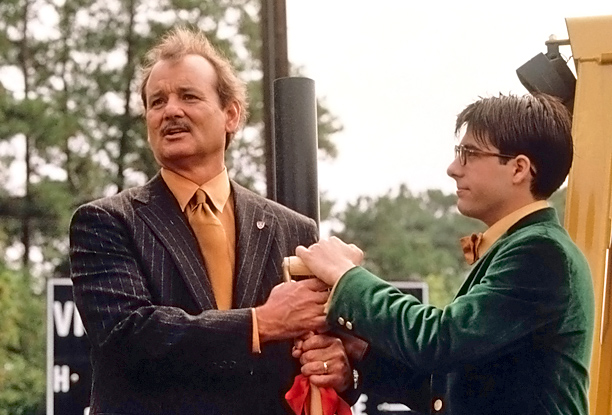 Bill Murray | Murray wasn't well-tuned to dramatic roles when he tried one in 1984's The Razor's Edge . Fourteen years later, Wes Anderson offered him the role…