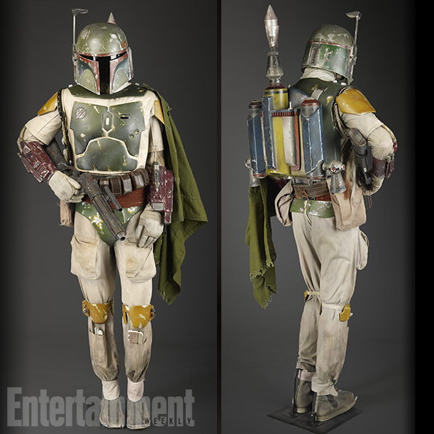 Star Wars | The bounty hunter Boba Fett had four lines of dialogue in his initial appearance, but he became a fan favorite character in no small part…