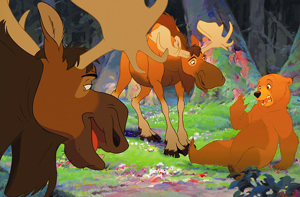 The $88.5 million box office haul of Brother Bear in 2003 would, in any other year, have seemed respectable. But the $339.7 million raked in…