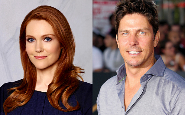 Darby Stanchfield Michael Trucco