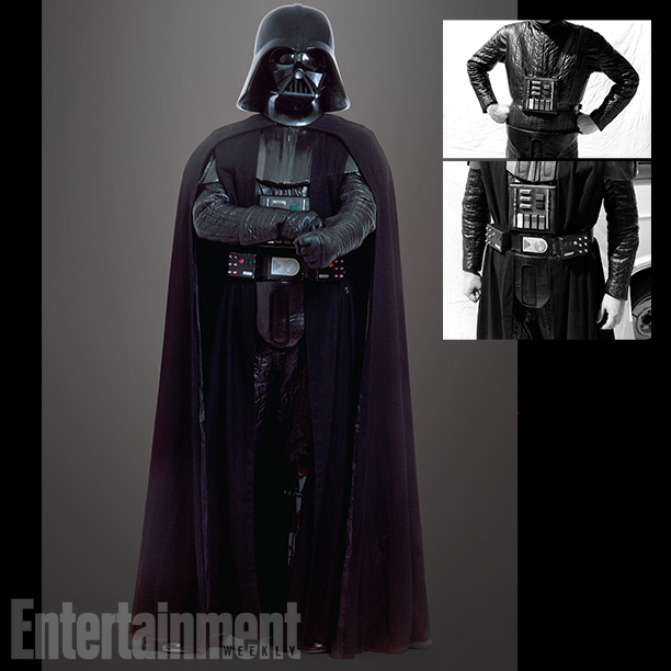 Star Wars | As shown in Brandon Alinger's new book Star Wars Costumes: The Original Trilogy (out Oct. 28), the characters of Star Wars are as memorable for…