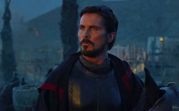 EXODUS: GODS AND KINGS Christian Bale