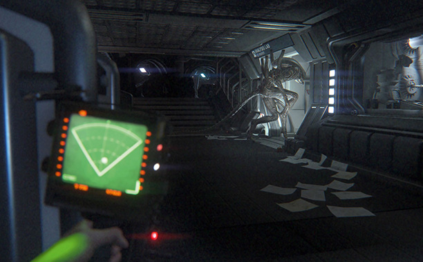 Game Alien Isolation