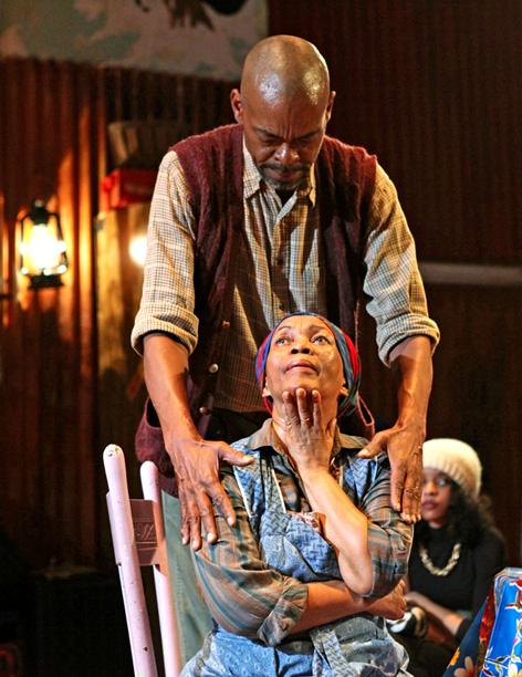 GENERATIONS Jonathan Peck and Thuli Dumakude