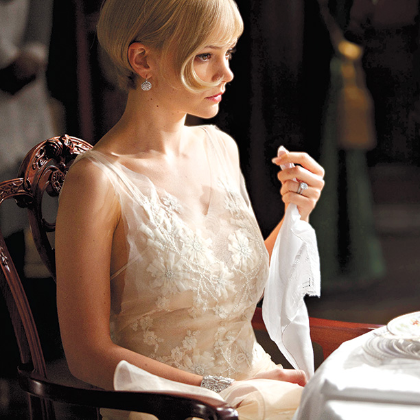 Designer: Catherine Martin To create F. Scott Fitzgerald's privileged Daisy Buchanan (Carey Mulligan), Oscar-winning designer Martin looked to real 1920s fashion, opting for authenticity over…