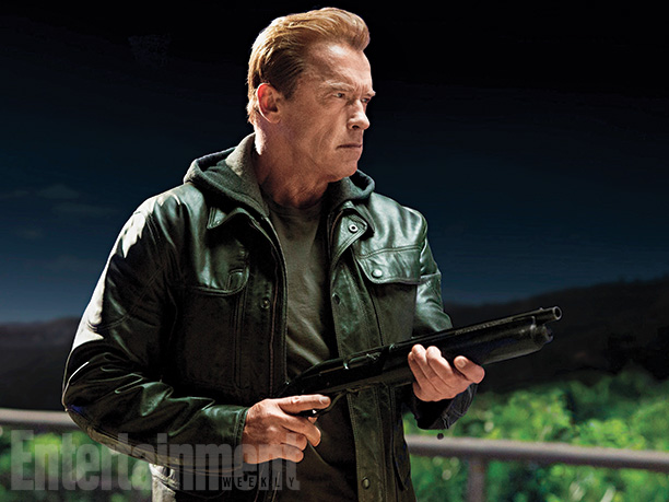 The Terminator | Age: 67 Role: Schwarzenegger's Terminator in Terminator: Genisys is an older model of the T-800 programmed to guard, rather than kill, Sarah Connor after she…