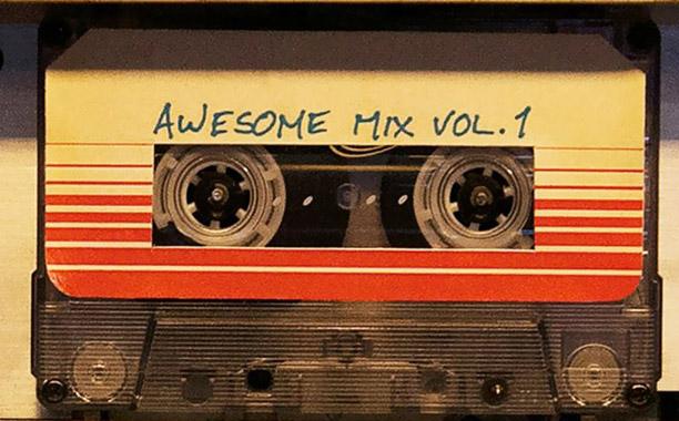 Guardians Of The Galaxy Mixtape