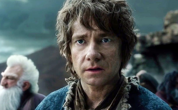THE HOBBIT: THE BATTLE OF THE FIVE ARMIES Martin Freeman