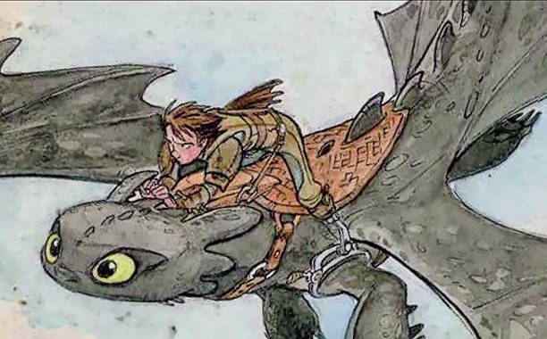 How To Train Your Dragon 2 Documentary