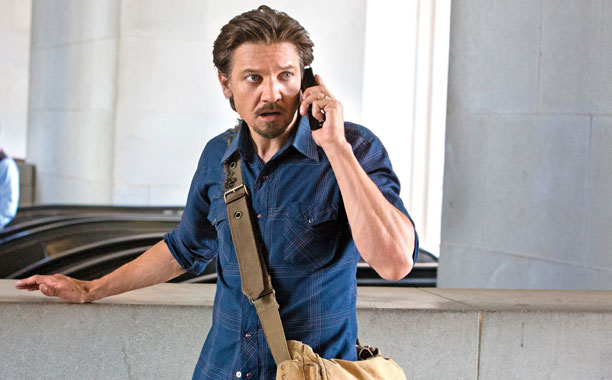 KILL THE MESSENGER Jeremy Renner
