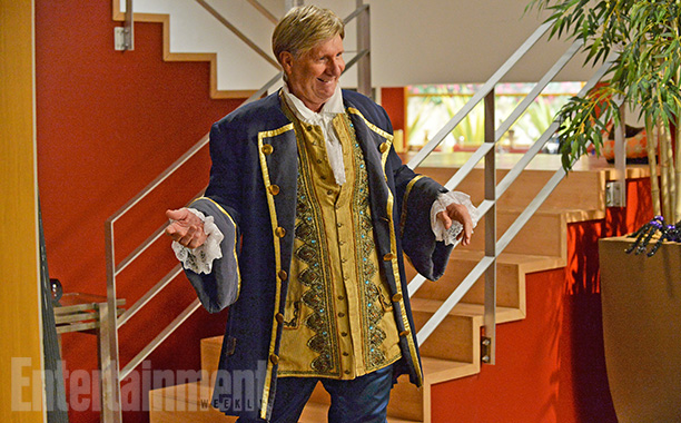 Oct. 29: Jay (Ed O'Neill) as Prince Charming, Modern Family