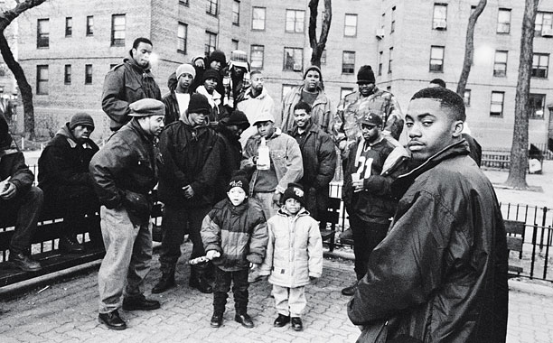 NAS: TIME IS ILLMATIC Nas