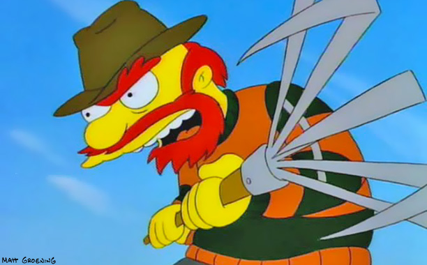 The Simpsons | Treehouse of Horror VI , 1995 You might think it'd be tough to spoof a franchise that had devolved into self-parody long before the mid-'90s…