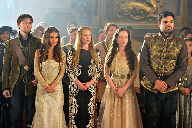 Reign | Fans of Reign know the drama doesn't always consider historical accuracy when it comes to the romantic clothing styles worn by its cast. So it's…
