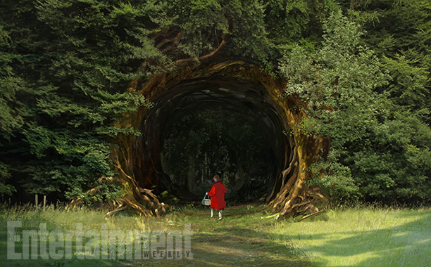 Into the Woods | Production employed a tree scout but had a ringer in production designer Dennis Gassner, a former lumberjack. ''I would walk through Central Park and photograph…