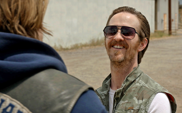 Sons Of Anarchy Brad Carter