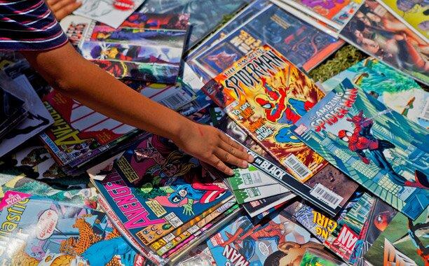 Why you shouldn't collect comics | EW.com