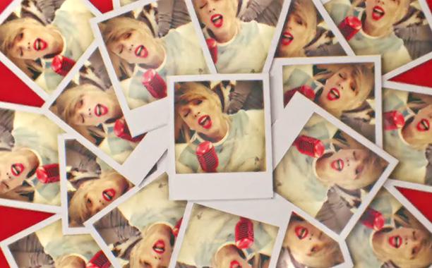 Taylor Swift Target Ad