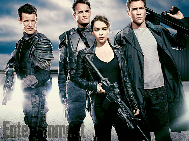 The Terminator | In 2013, David Ellison (executive producer on Star Trek into Darkness ) acquired the rights to the Terminator franchise for $15 million with the hopes…
