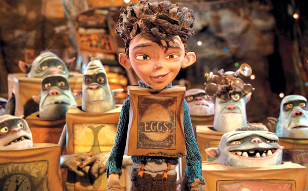 The Boxtrolls | THE BOXTROLLS Eggs is the main character in this animated film