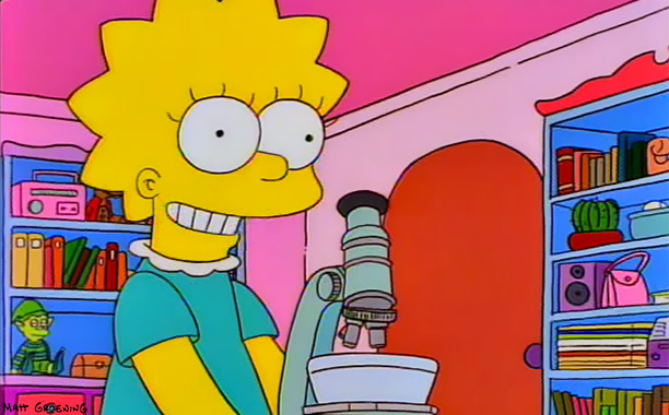 The Simpsons | Treehouse of Horror VII , 1996 Lisa is one of the show's richest characters, yet it's rare to find a Treehouse segment that puts her…