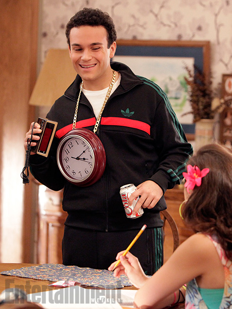 Oct. 29: Barry (Troy Gentile) as Flavor Flav, The Goldbergs