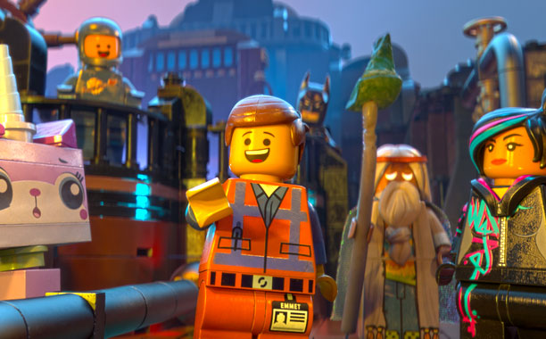 Based on the childhood playtime favorite, the 3-D computer animated film features the vocal talents of Chris Pratt as an ordinary LEGO figure, Emmet, who…