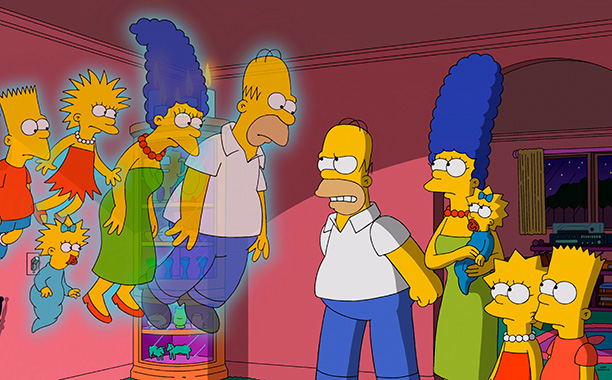 Oct. 19: The Simpsons' ''Treehouse of Horror XXV''