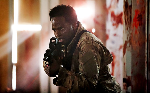 Harold Perrineau in Z Nation