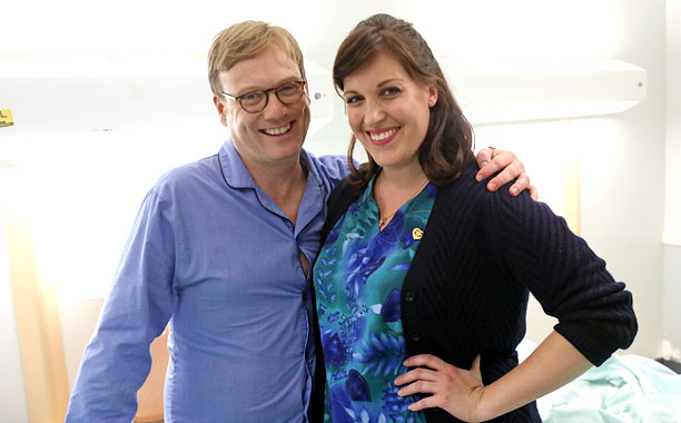 Andy Daly Allison Tolman Review