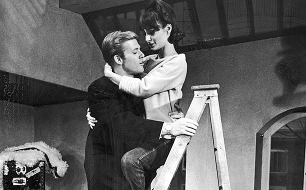 Mike Nichols made his directing debut with the Broadway hit starring Robert Redford. ''After the first 15 minutes of opening night, I thought, 'This is…