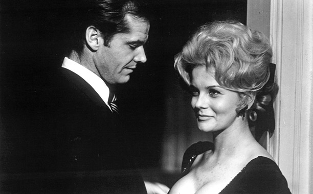 The R-rated drama starring Ann-Margret and Jack Nicholson caused a stir for its sexual content. ''The relationships between men and women interest me very much,…