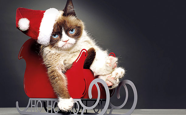 CS Grumpy Cats Worst Christmas Ever
