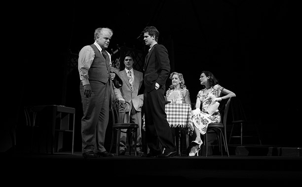 Nichols' Broadway revival of the Arthur Miller classic starring Andrew Garfield, Finn Wittrock, Philip Seymour Hoffman, and Linda Emond represented a kind of homecoming. ''I'm…