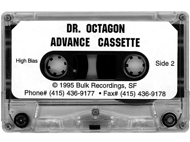 A copy of the first demo Kool Keith recorded under his Dr. Octagon moniker, sent out to DJs by producer Kutmasta. Their surprisingly enthusiastic response…