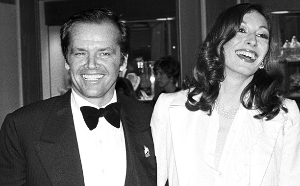 Jack Nicholson Anjelica Huston