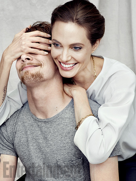 Angelina Jolie, Unbroken | ''I think [Jack and I] maybe both have a restlessness. We both want to be doing a thousand other things, and it's hard to make…