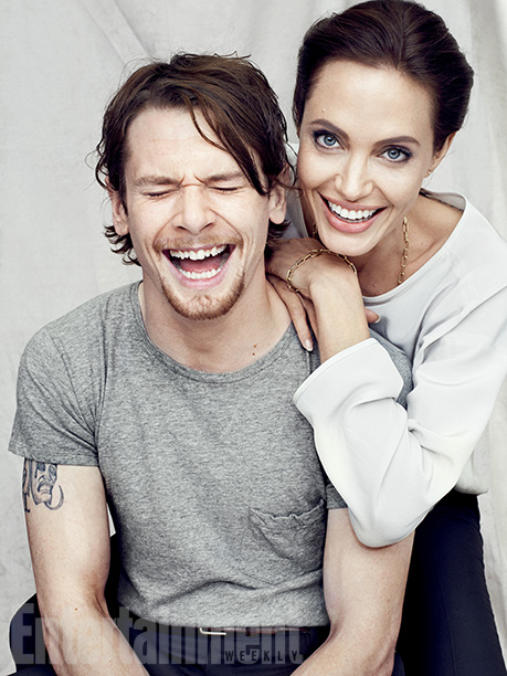 Unbroken, Angelina Jolie | ''When I first met Jack, there was something about the way he holds himself and something about his own experiences that felt like he understood…