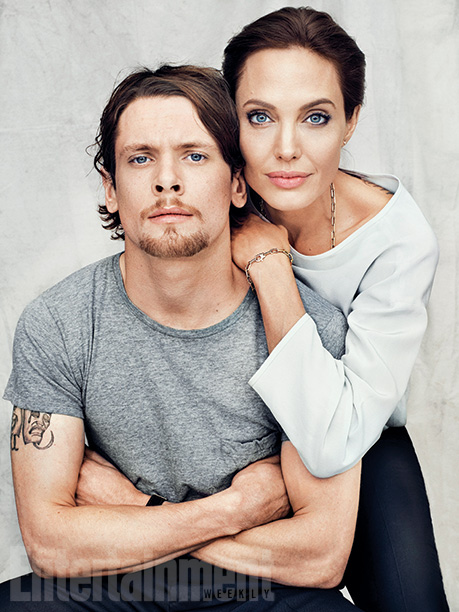 Unbroken, Angelina Jolie | ''There was a huge sense of responsibility. It was like nothing I've had before. I just felt like I had to try and get comfortable…