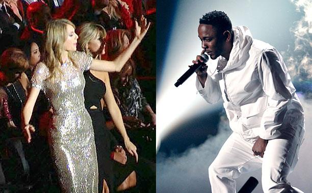 Kendrick Lamar Taylor Swift